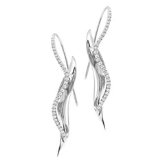 Diamond Fashion Earrings - FDE4507W