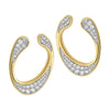 Diamond Fashion Earrings - FDE4554YW