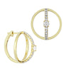 Diamond Fashion Earrings
