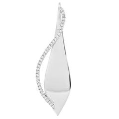 Diamond Fashion Pendant - FDP4685W