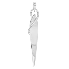 Diamond Fashion Pendant - FDP4688W