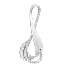 Diamond Fashion Pendant - FDP4691W