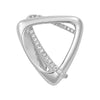 Diamond Fashion Pendant - FDP4774W