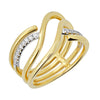 Diamond Fashion Ring - FDR13947YW