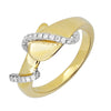Diamond Fashion Ring - FDR13980YW