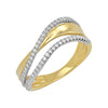Diamond Fashion Ring - FDR14038YW