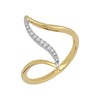 Diamond Fashion Ring - FDR14046YW