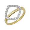 Diamond Fashion Ring - FDR14048YW