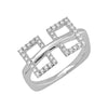 Diamond Fashion Ring - FDR14050W
