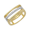 Diamond Fashion Ring - FDR14051YW