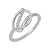 Diamond Fashion Ring - FDR14052W