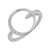Diamond Fashion Ring - FDR14059W