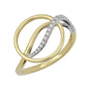 Diamond Fashion Ring - FDR14061YW
