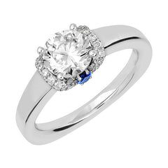 Bridal Ring-RE12622W10R