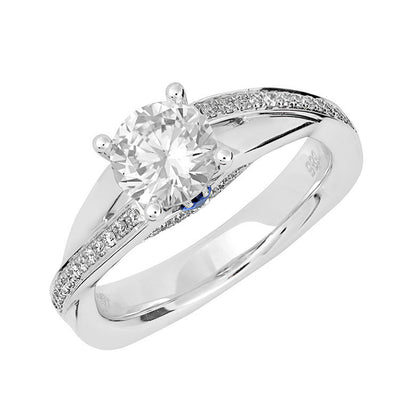 Bridal Ring-RE12623W10R