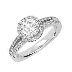Bridal Ring-RE12624W10R