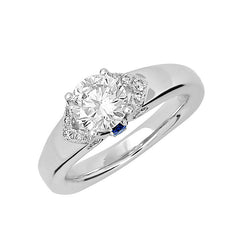 Bridal Ring-RE12625W10R