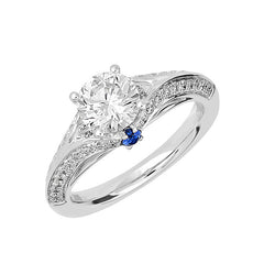 Bridal Ring-RE12627W10R