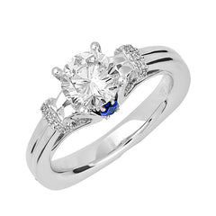 Bridal Ring-RE12631W10R