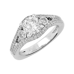 Bridal Ring-RE12636W10R