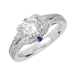 Bridal Ring-RE12638W10R