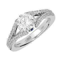 Bridal Ring-RE12639W10R