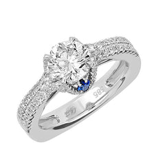 Bridal Ring-RE12640W10R
