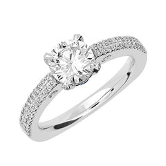 Bridal Ring-RE12643W10R