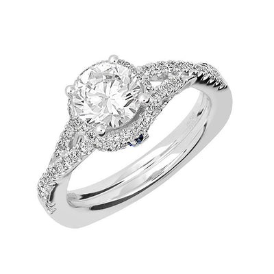 Bridal Ring-RE12644W10R