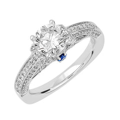 Bridal Ring-RE12645W10R
