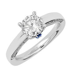 Bridal Ring-RE12658W10R