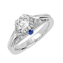 Bridal Ring-RE12660WR10R