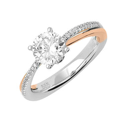Bridal Ring-RE12661WR10R