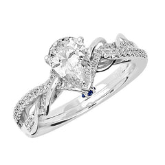 Bridal Ring-RE12688W10PS