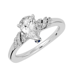 Bridal Ring Pear