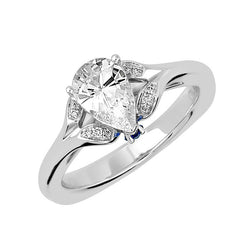 Bridal Ring-RE12692W10PS