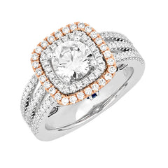 Bridal Ring-RE13278WR10R