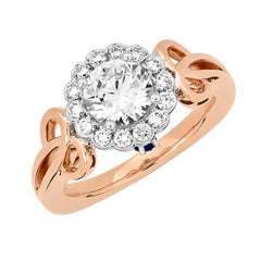 Bridal Ring-RE13279RW10R