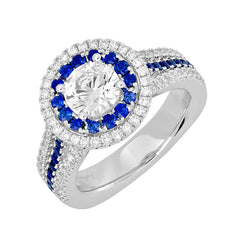 Bridal Ring-RE13293W10R