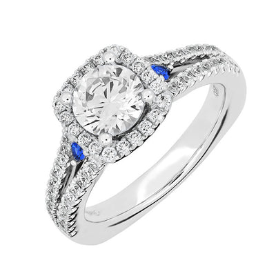 Bridal Ring-RE13298W10R