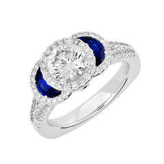 Bridal Ring-RE13301W10R