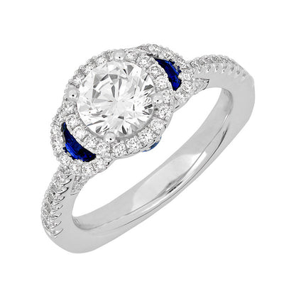 Bridal Ring-RE13303W10R