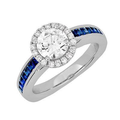 Bridal Ring-RE13308W10R