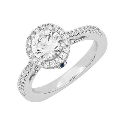 Bridal Ring-RE13311W10R