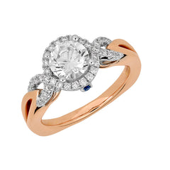 Bridal Ring-RE13313RW10R