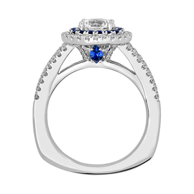 Bridal Ring-RE13317W10R