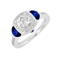 Bridal Ring-RE13319W10R
