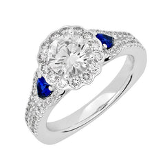 Bridal Ring-RE13320W10R