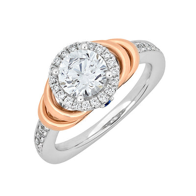 Bridal Ring-RE13324WR10R