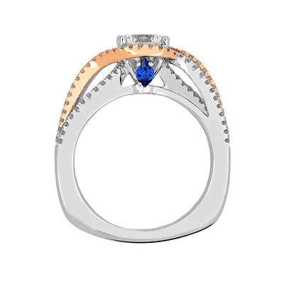 Bridal Ring-RE13325WR10R